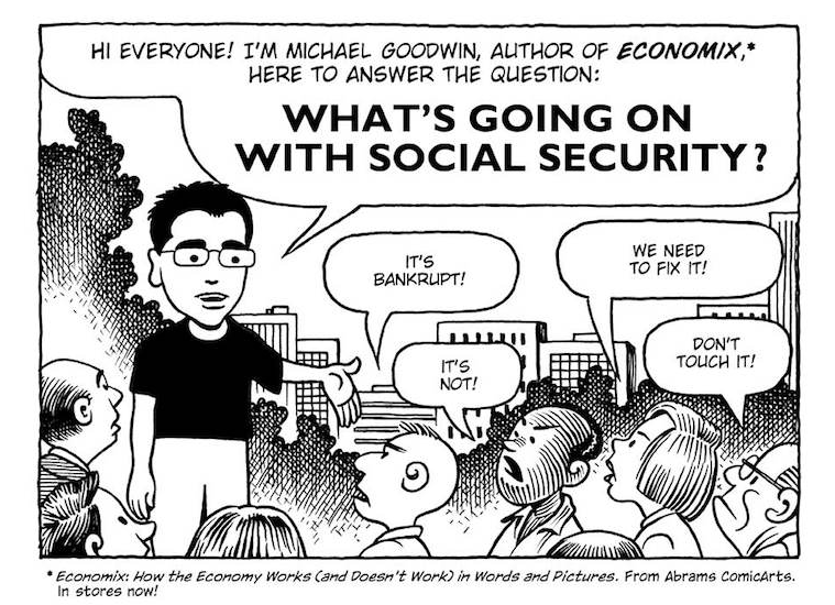 Economix Explains Social Security