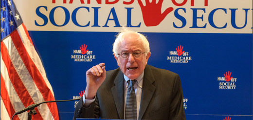 Senator Bernie Sanders