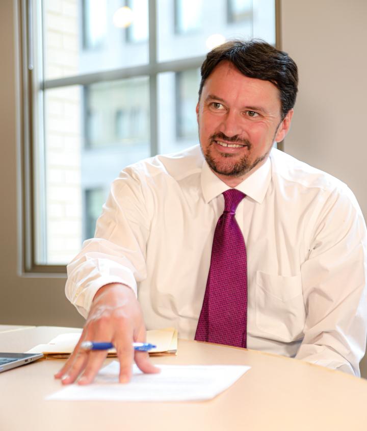 Attorney Brendan Conley
